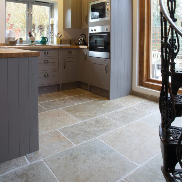 Ca' Pietra Farley Limestone Seasoned, Edinburgh Tile Studio