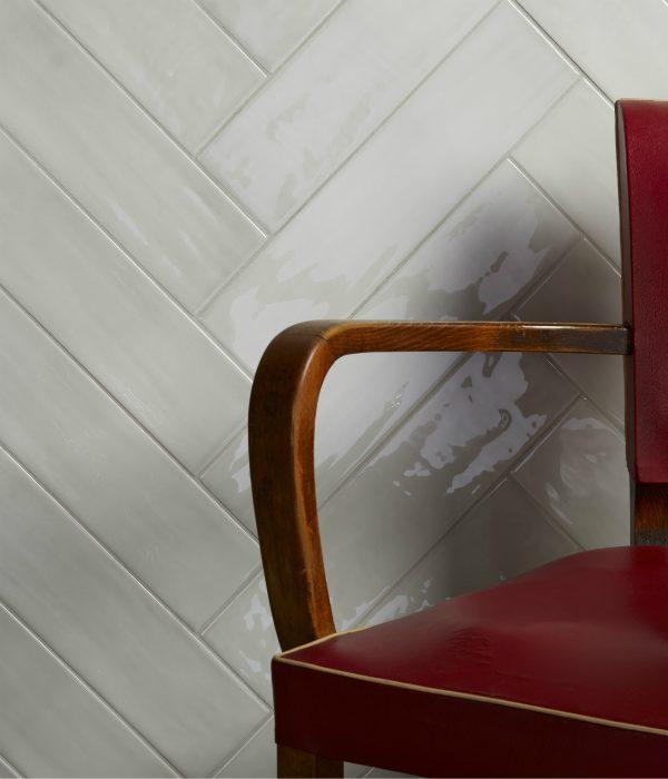 Ca' Pietra Kennet Porcelain Ash. Edinburgh Tile Studio.