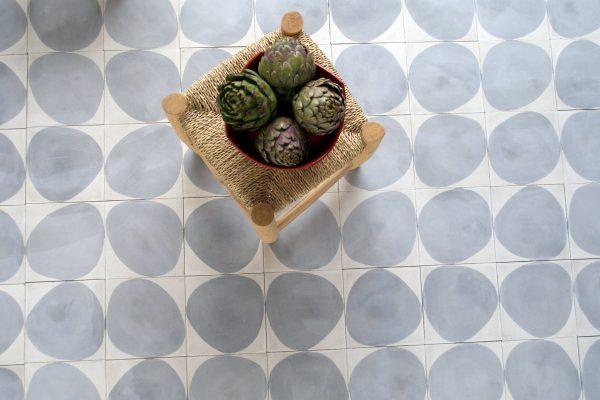 Marrakech Design Stone Milk/Dove. Edinburgh Tile Studio.