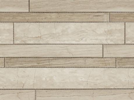 Marshalls Ashdown Grey Linear Mosaic, swatch, Edinburgh Tile Studio