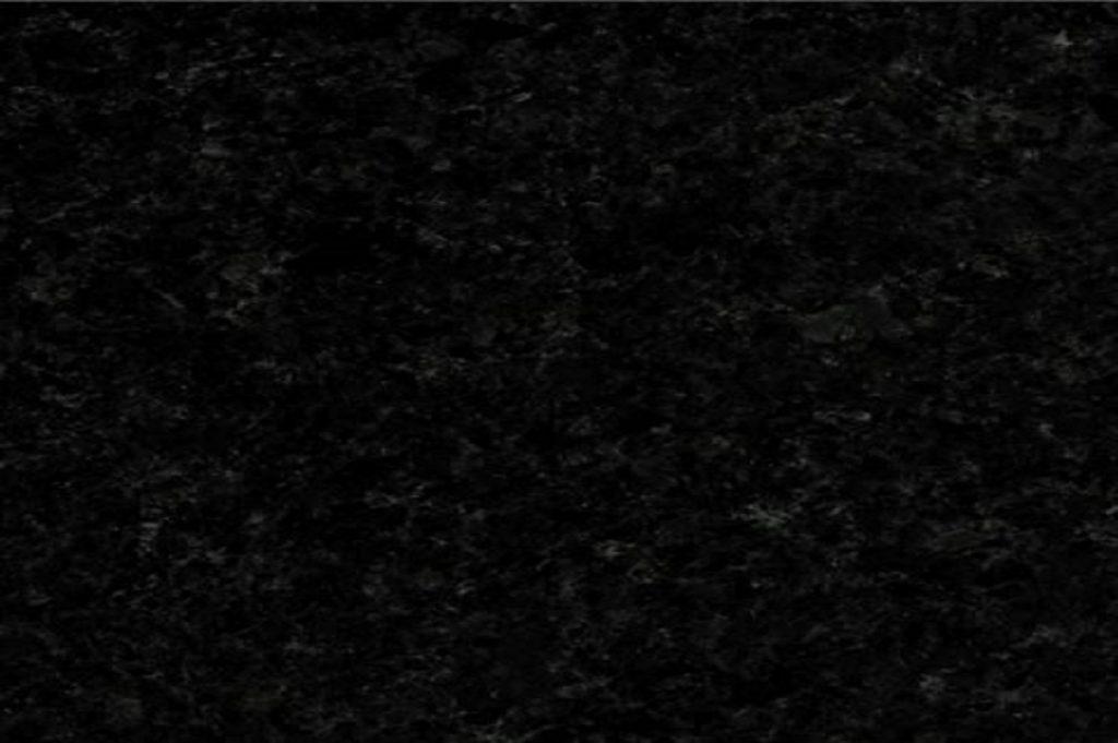 Angola Black granite swatch, Edinburgh Tile Studio
