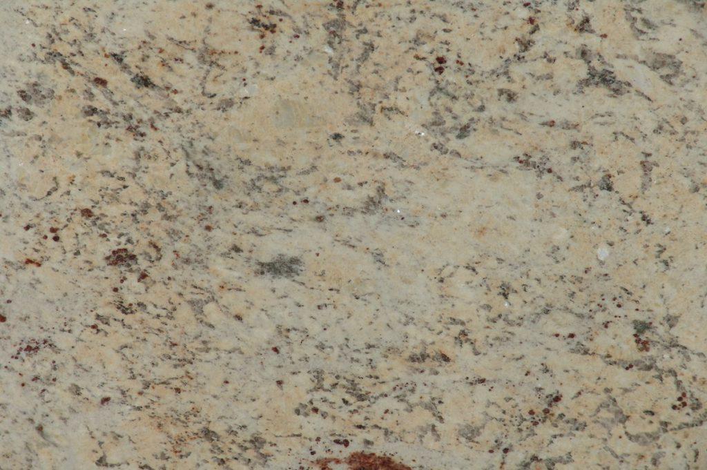 Ivory Brown granite swatch, Edinburgh Tile Studio