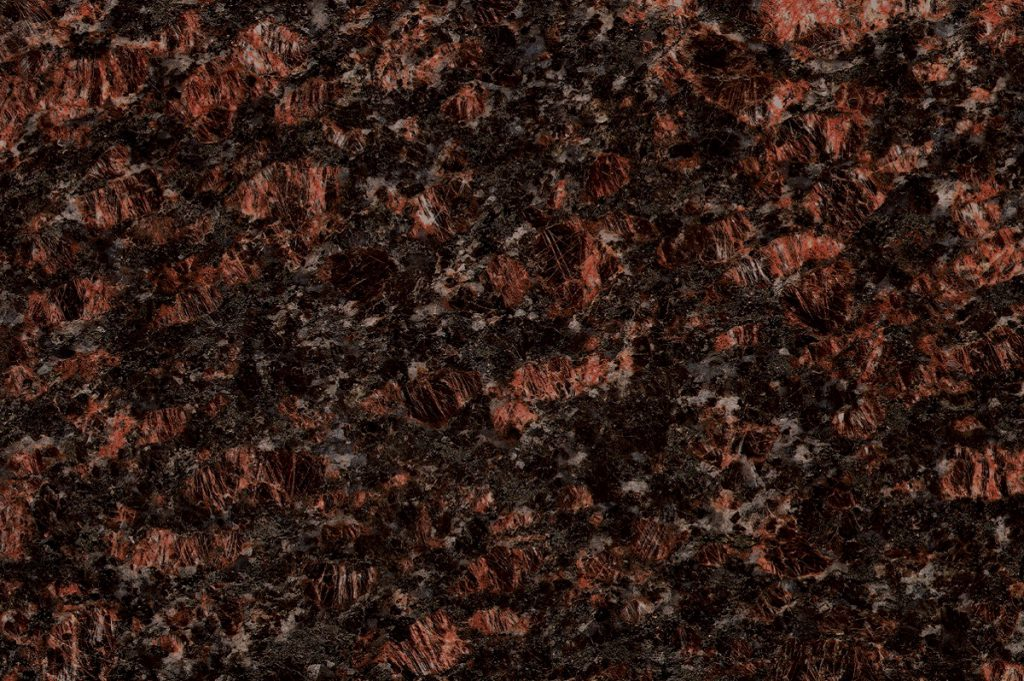 Tan Brown granite swatch, Edinburgh Tile Studio