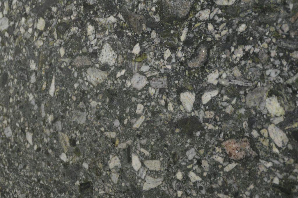 Verde Marinace granite swatch, Edinburgh Tile Studio
