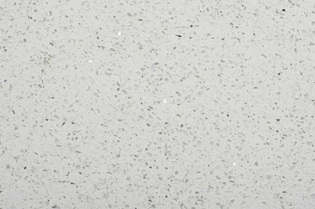 White Starlight granite swatch, Edinburgh Tile Studio