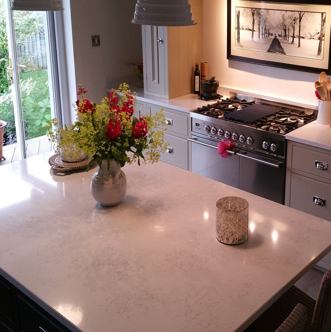 Granite & Silestone worktops