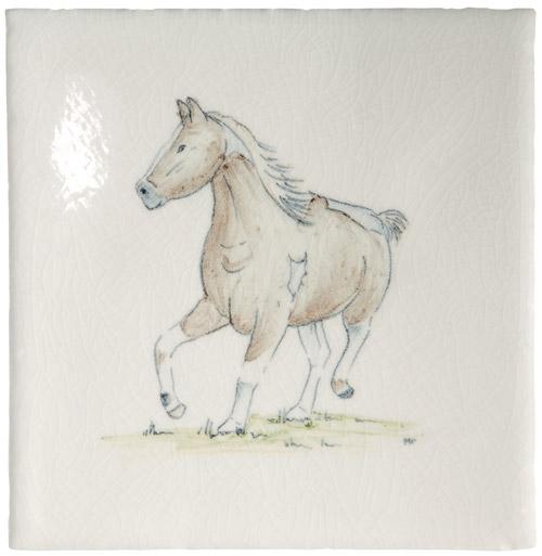 Marlborough Animals With Attitude, Pony, Edinburgh Tile Studio