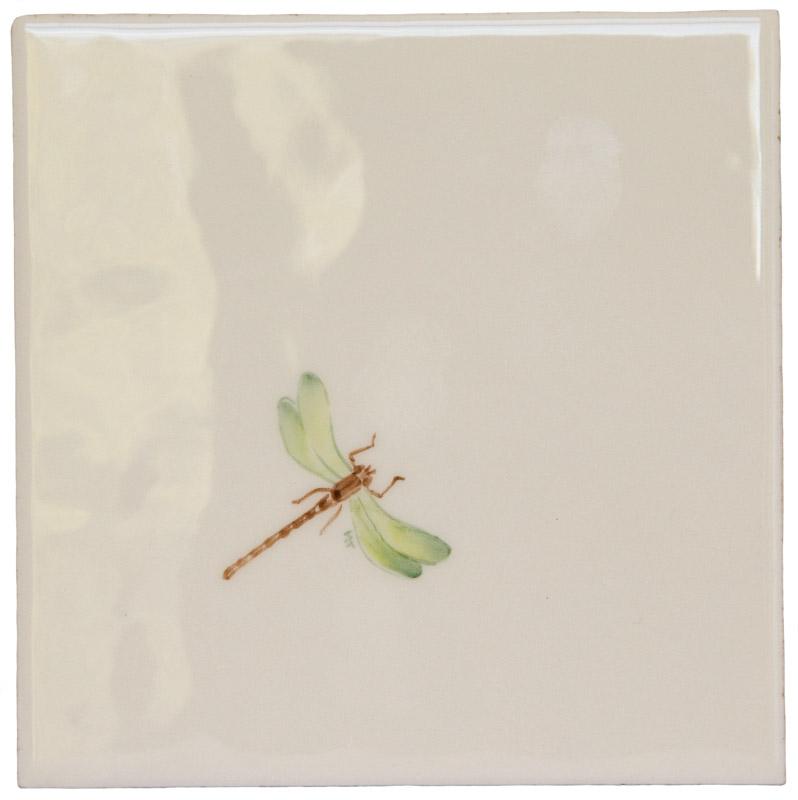 Marlborough Meadow Bugs, Bug 1, Edinburgh Tile Studio