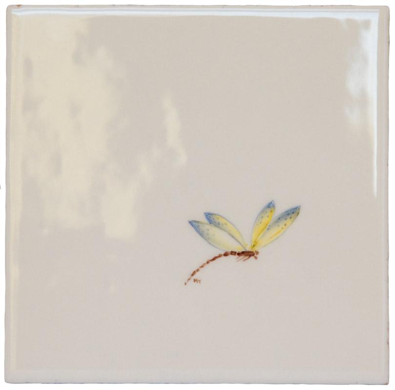 Marlborough Meadow Bugs, Bug 6, Edinburgh Tile Studio