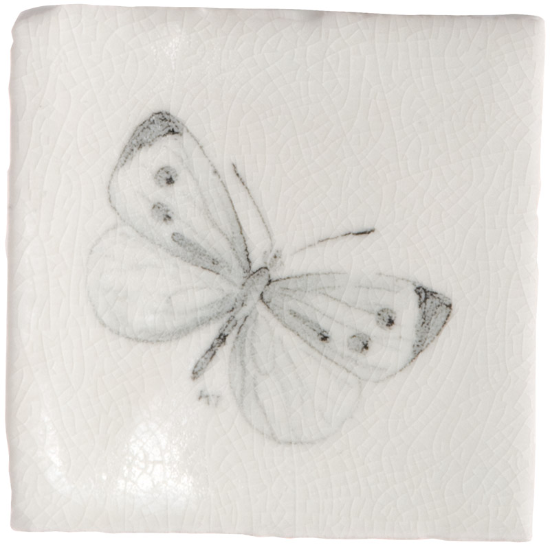 Marlborough Butterflies, Butterfly Corner, Edinburgh Tile Studio