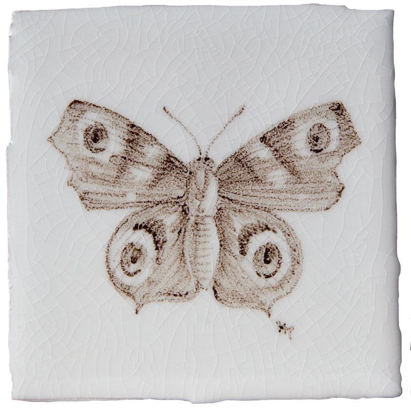 Marlborough Butterflies, Butterfly Taco 1, Edinburgh Tile Studio