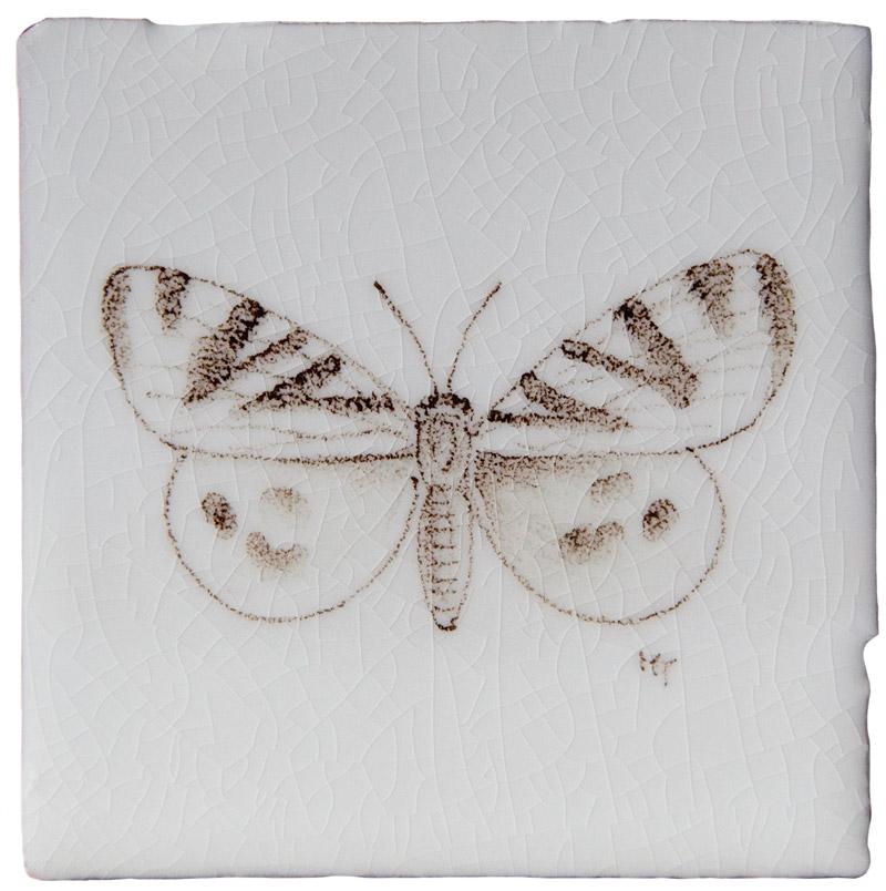 Marlborough Butterflies, Butterfly Taco 3, Edinburgh Tile Studio