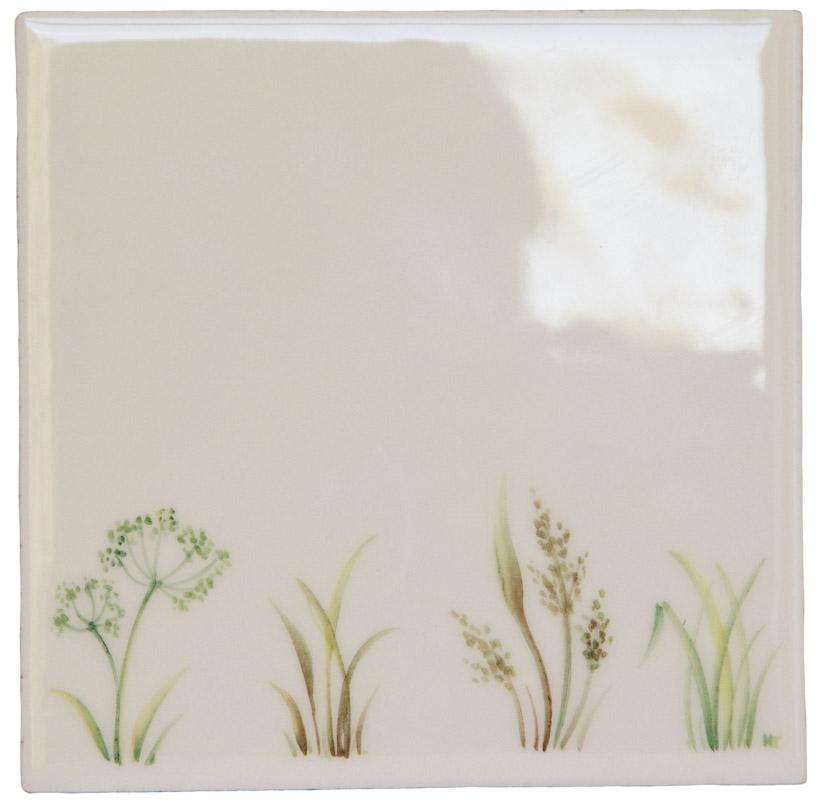 Marlborough Meadow Grasses, Grasses 2, Edinburgh Tile Studio