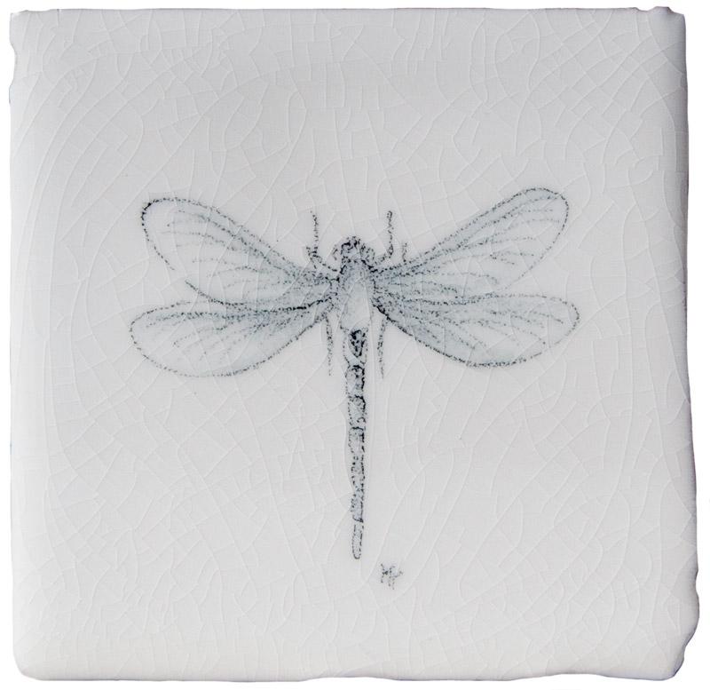 Marlborough Insects & Tacos, design 2, Edinburgh Tile Studio