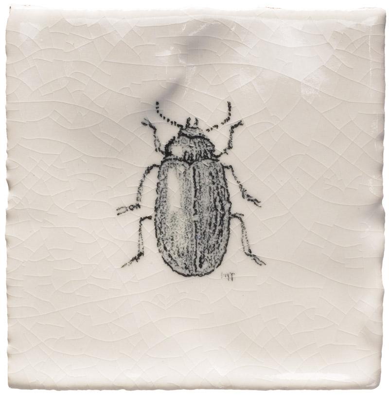 Marlborough Insects & Tacos, design 5, Edinburgh Tile Studio
