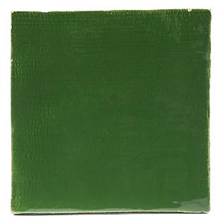 New Terracotta Amazon Green Basic Colour, Edinburgh Tile Studio