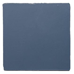 New Terracotta Blue Fonteira Basic Colour, Edinburgh Tile Studio