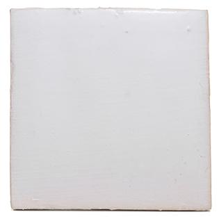 New Terracotta Cotton White Matt Colour, Edinburgh Tile Studio