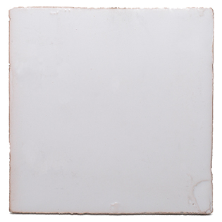New Terracotta Glaciar White Matt Colour, Edinburgh Tile Studio