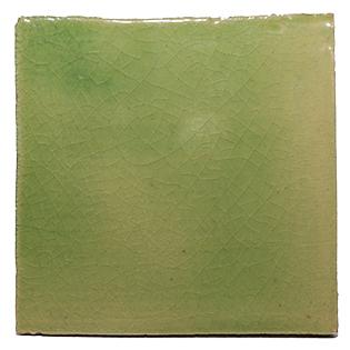 New Terracotta Green Mojito Basic Colour, Edinburgh Tile Studio
