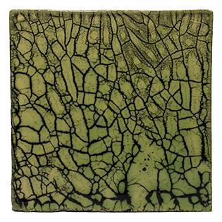 New Terracotta Lime Gaudi Special Firing Colour, Edinburgh Tile Studio