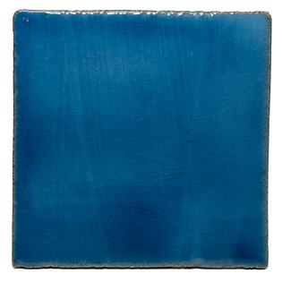 New Terracotta Misty Blue Basic Colour, Edinburgh Tile Studio