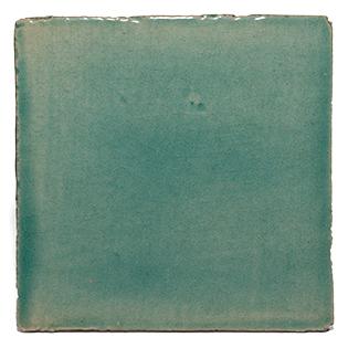 New Terracotta Shallow Waters Basic Colour, Edinburgh Tile Studio