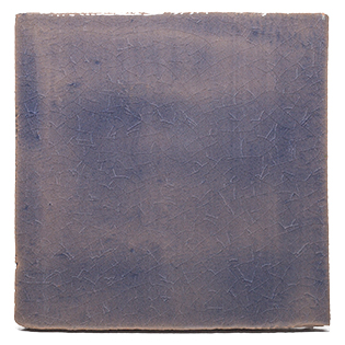 New Terracotta Transparent Violet Basic Colour, Edinburgh Tile Studio