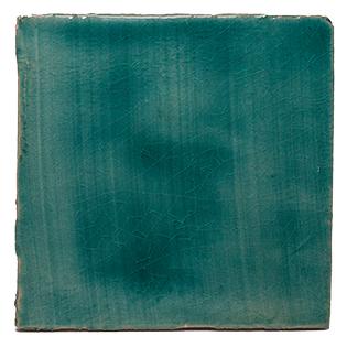 New Terracotta Ultramarine Sea Basic Colour, Edinburgh Tile Studio