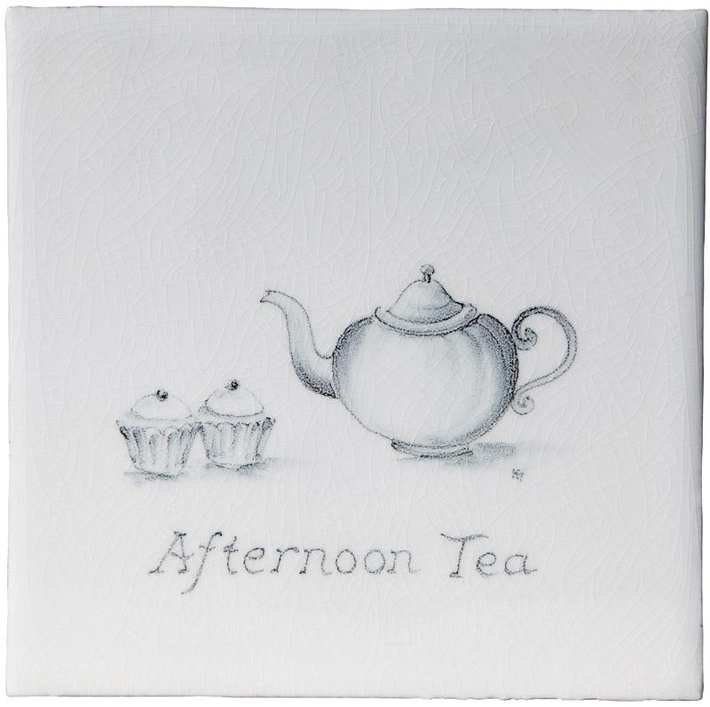 Marlborough Kitchenware, Afternoon Tea, Edinburgh Tile Studio