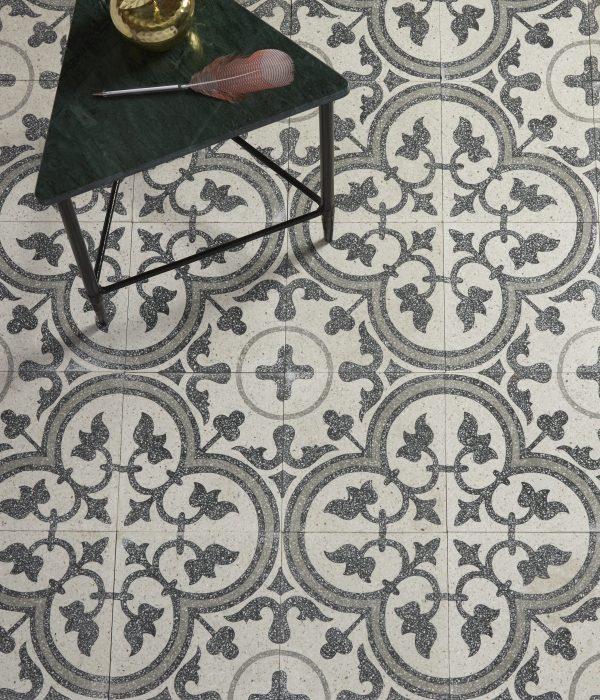 Ca' Pietra Terrazzo. Firenze, Satin. Edinburgh Tile Studio.