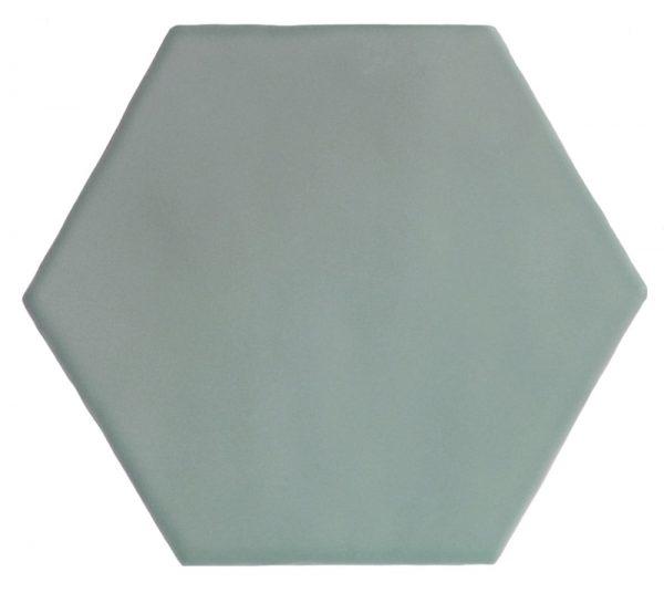 Marlborough Latitude Collection. Faeroes Hexagon. Edinburgh Tile Studio.