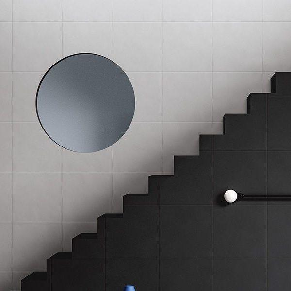 Graniti Fiandre Pearl Musa+ room shot.  Edinburgh Tile Studio..