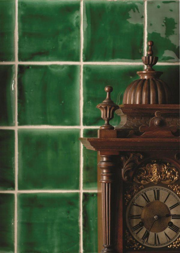Winchester Residence Cosmopolitan Tourmaline.  Edinburgh Tile Studio.