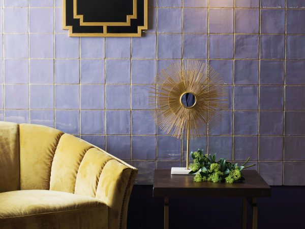 Winchester Residence Metropolitan Heath.  Edinburgh Tile Studio.
