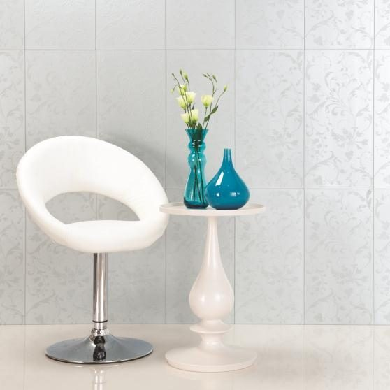 Original Style Glassworks Large Format. Beauville Silver. Edinburgh Tile Studio.