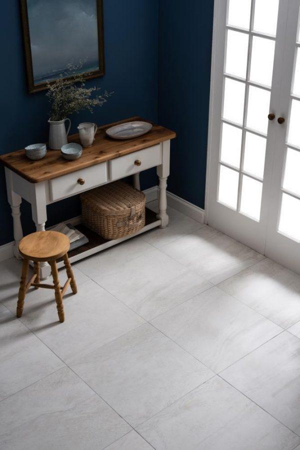 Original Style Tileworks, Stone Effect, Pierre Belle Blanc