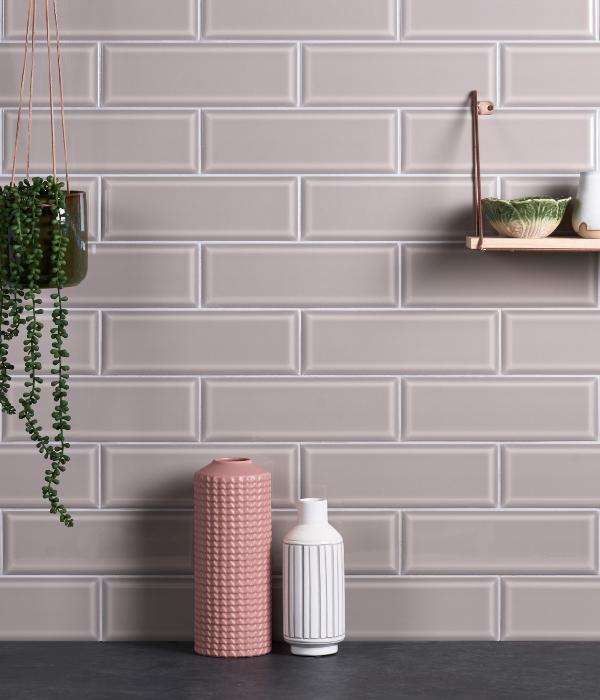 Ca' Pietra Camden Tan Ceramic Brick. Edinburgh Tile Studio.