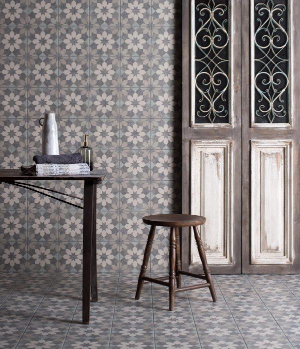 Original Style Odyssey, Mezzo Molto.  Edinburgh Tile Studio