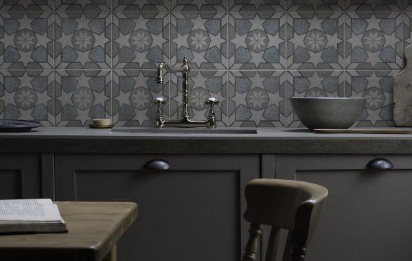 Original Style Odyssey, Mezzo Nocturne.  Edinburgh Tile Studio