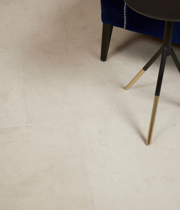 Ca' Pietra Swanage Limestone Honed Finish. Edinburgh Tile Studio.