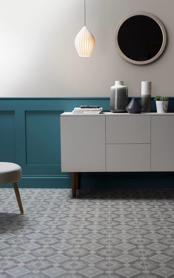 Original Style Odyssey, Mezzo Volante.  Edinburgh Tile Studio
