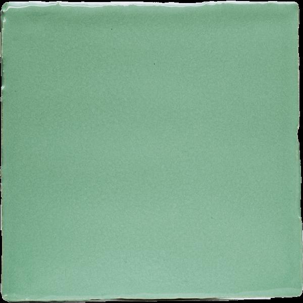 New Terracotta Green Guru Basic Colour, Edinburgh Tile Studio