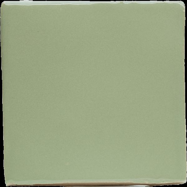 New Terracotta Khaki Green Basic Colour, Edinburgh Tile Studio