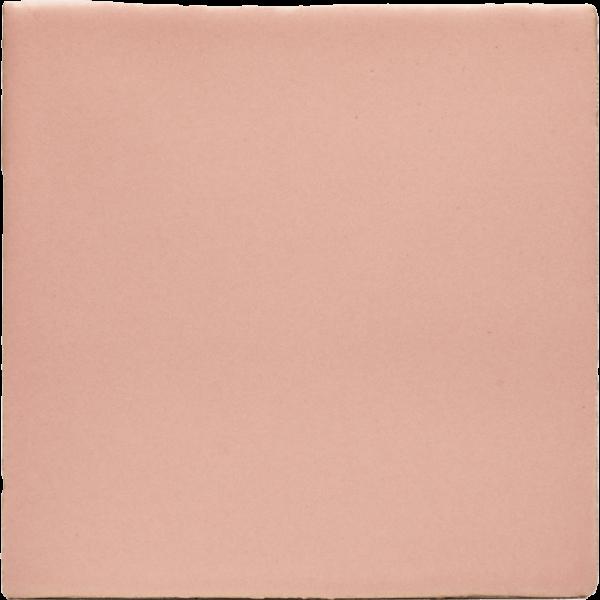 New Terracotta Adorable Pink Matt Colour, Edinburgh Tile Studio