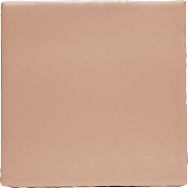 New Terracotta Perfect Nude Matt Colour, Edinburgh Tile Studio