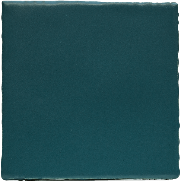 New Terracotta So Chic Teal Matt Colour, Edinburgh Tile Studio