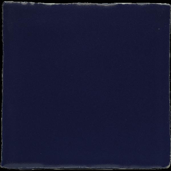 New Terracotta Royal Blue Matt Colour, Edinburgh Tile Studio