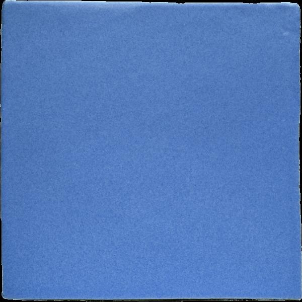 New Terracotta Forever Blue Matt Colour, Edinburgh Tile Studio