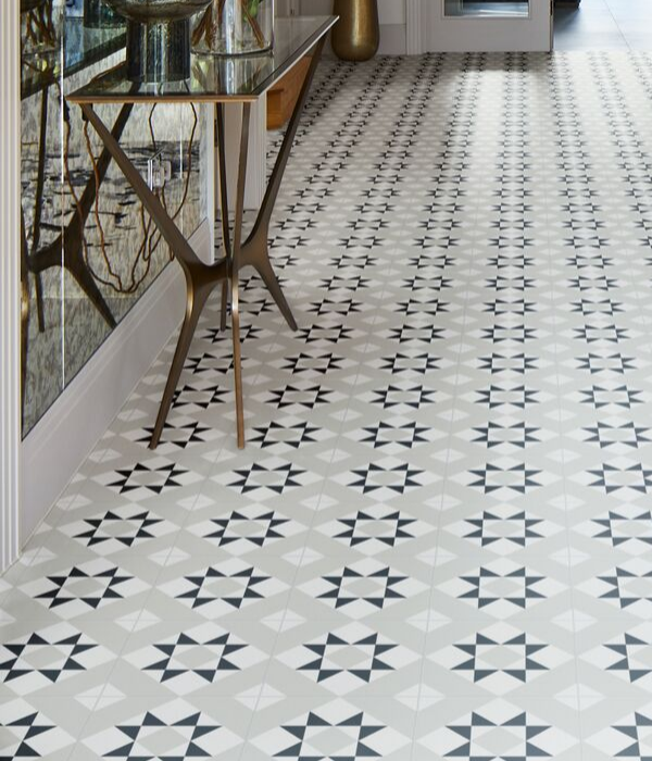 Ca' Pietra Brompton Borough Porcelain. Edinburgh Tile Studio.
